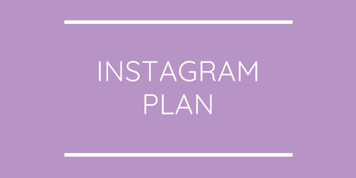 Instagram Plan